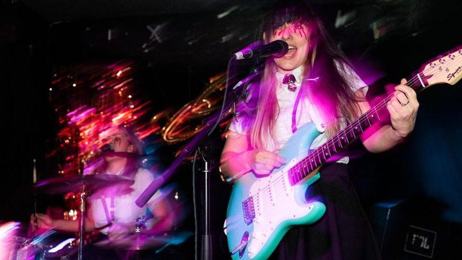 True Dreams - Brooklyn Feminist Punks Play Live