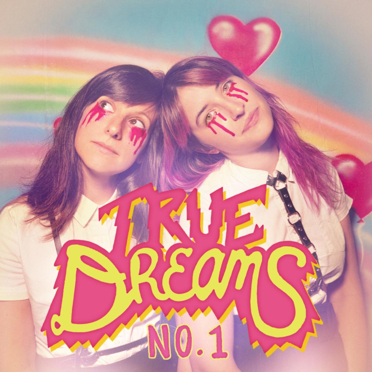 Cover Artwork of True Dreams Album No.1